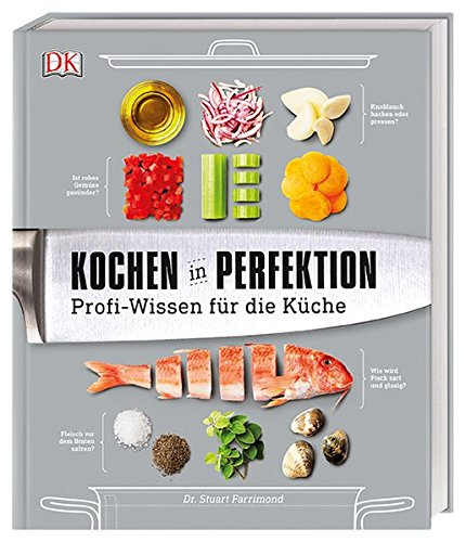Kochen In Perfektion  Profi Wissen Für Die Küche