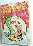 Popeye in Ghost Ship to Treasure Island