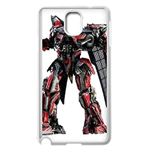 Samsung Galaxy Note 3 Cell Phone Case White Transformers S0399393