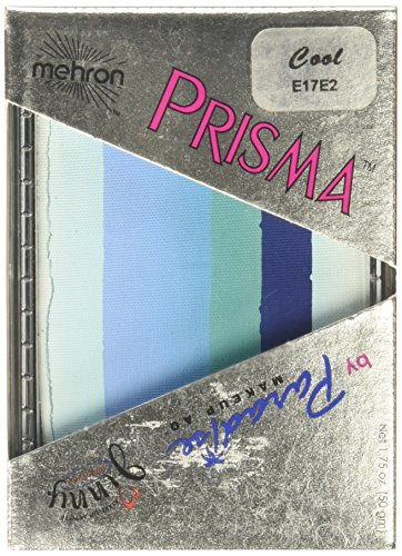 Mehron, Paradise Makeup AQ Prisma BlendSet, Cool