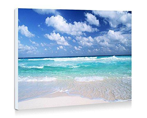 [해외]블루 비치의 풍광-벽 그림 벽 걸이 소파의 배경 그림 벽 아트 사진 장식 페인팅 벽화 바다-(40cmx30cm) / Blue Beach View - Wall Painting Sofas Background Painting Wall Art Photography Decorative Paintings Sea - (40cmx30cm)