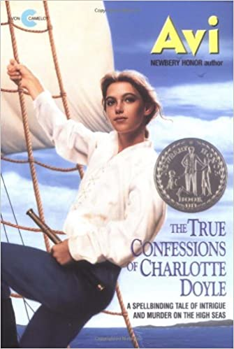 The True Confessions of Charlotte Doyle: Avi: 9780380728855 ...