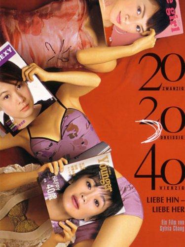 Filmcover 20 30 40 Liebe hin Liebe her
