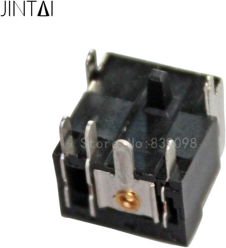Computer Cables jintai 50pcs//lot DC Power Jack Socket Charging Port for HP 500 510 511 520 530 540 550 610 620 625 320 420 425 325 CN, Cable Length: 10pcs