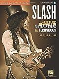 Slash - Guitar Signature Licks (Bk/Audio)