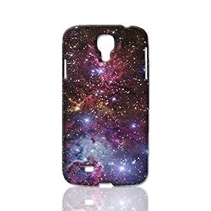 Best-Diy Fox Fur Nebula Pattern Image - protective 3d Rough case cover - Hard Plastic 3D case cover - UuQgUHWPjeL For Samsung Galaxy S4 i9500