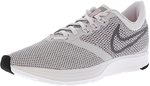 f257b7594707 Galleon - NIKE Women s Zoom Strike Vast Grey Gunsmoke Ankle-High Running  Shoe - 7M