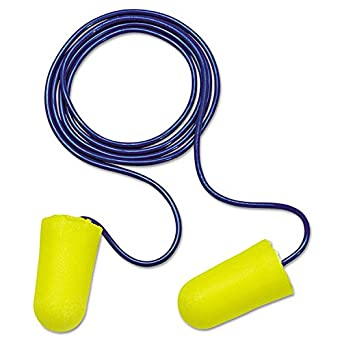 3 M 312 – 1223 único uso taperfit 2 Tapered abrazadera de tapones para los oídos