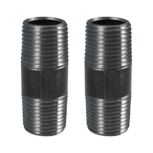 360 1/2 inch pipe (1/2'' X (2' Pipe Nipple)
