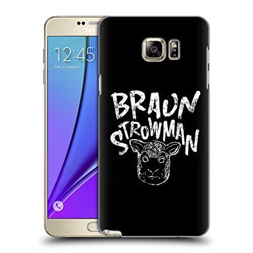 Official WWE Black Sheep Braun Strowman Hard Back Case for Samsung Galaxy Note5 / Note 5