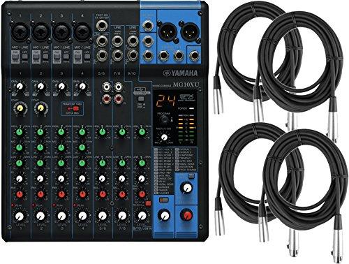 yamaha 10 mixer - 3