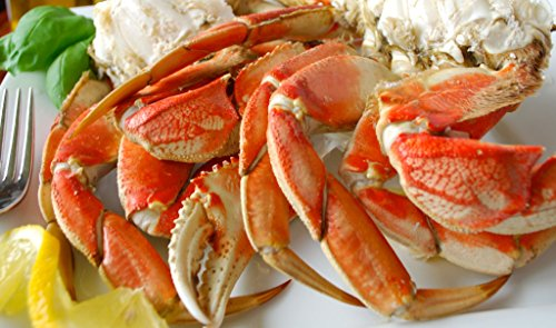 Dungeness Crab Section - 5 lb box