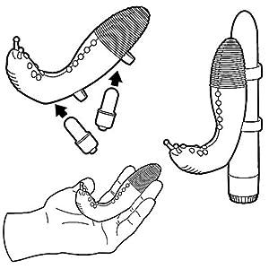 Shots Toys Sexpander Bullet Vibrator, Skin