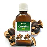 CAMELLIA OIL 100% NATURAL PURE UNDILUTED UNCUT CARRIER OIL 15ML
