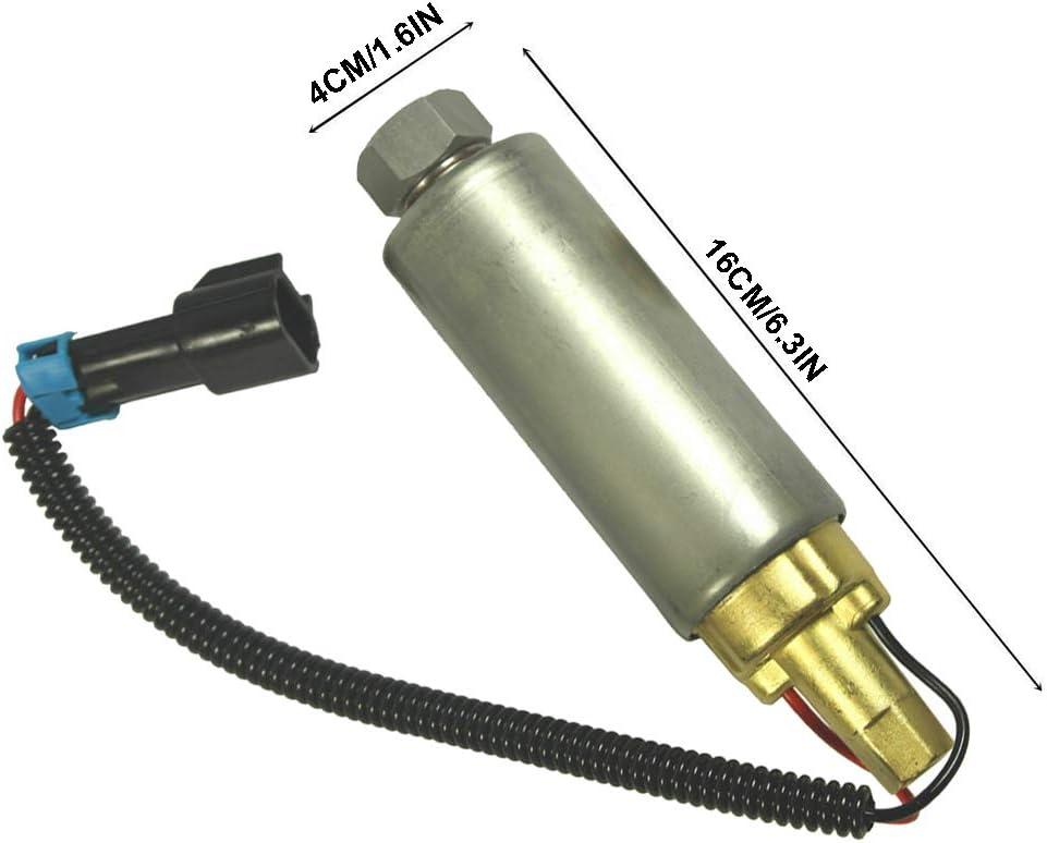 PoeHXtyy MerCruiser EFI Mpi Electric Fuel Pump Suitable for Mercruiser Boat 4.3 5.0 5.7 861155A3 V6 V8 Carb