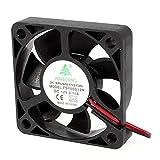 Cooling Fan - SODIAL(R) FSY50S12H 50mm x 10mm 2Pin 12V DC Brushless PC Case Cooling Fan