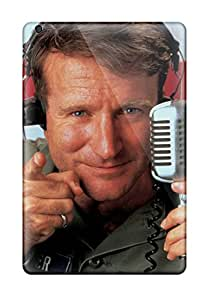 Ipad Mini Case Cover - Slim Fit Tpu Protector Shock Absorbent Case (robin Williams)
