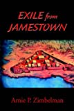 img - for Exile from Jamestown by Arnie P. Zimbelman (2005-04-27) book / textbook / text book