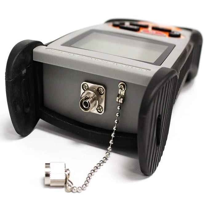 BeMatik - Medidor de Potencia óptica de -50 dBm a +26 dBm USB Memoria: Amazon.es: Electrónica