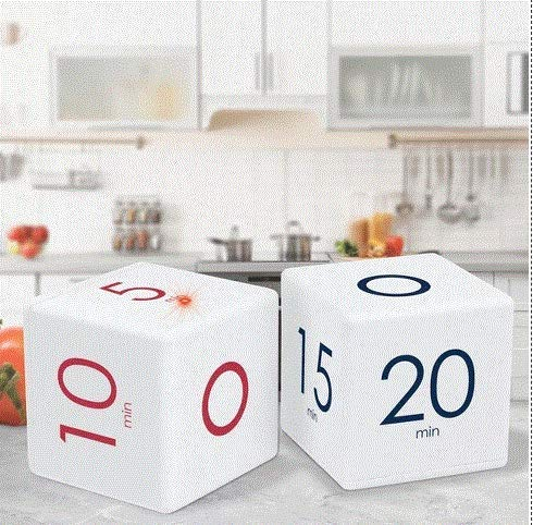 Sharper Image Timer Cubes