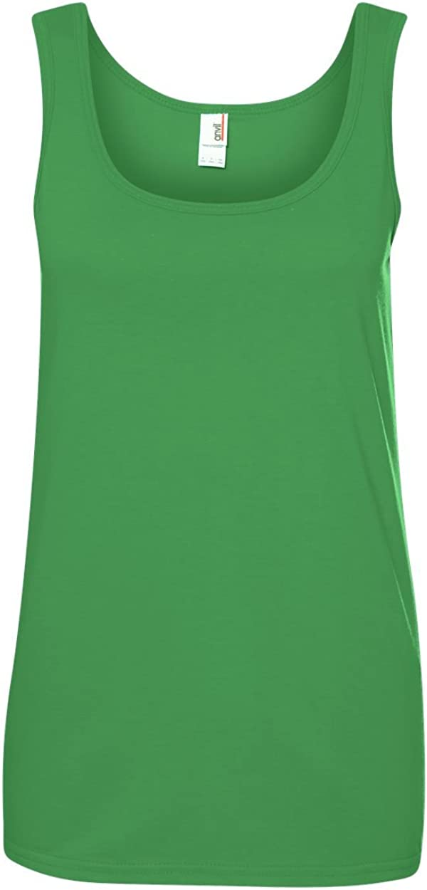 Anvil 882L Ladies' Lightweight Cotton Tank