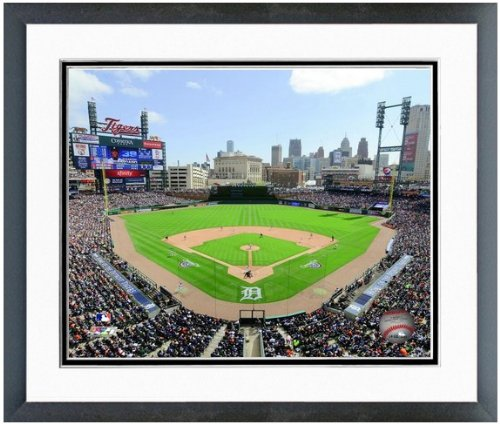 Detroit Tigers Comerica Park MLB Stadium Photo 12.5