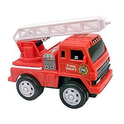Toysmith Fire Engine, 5