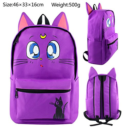 Siawasey-Japanese-Anime-Cosplay-Bookbag-Backpack-Shoulder-Bag-School-Bag-Sailor-Moon