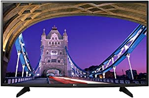 "LG 49LH5700 Smart TV 49"" LED Full HD, color negro"