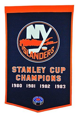 Winning Streak NHL New York Islanders Dynasty Banner