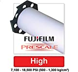 Fujifilm Prescale High Tactile Pressure Indicating Sensor Film