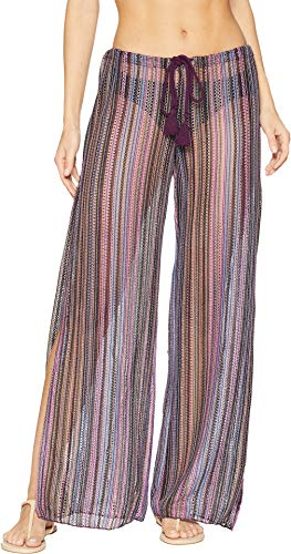 Becca by Rebecca Virtue Women's Pierside Pant Merlot Medium