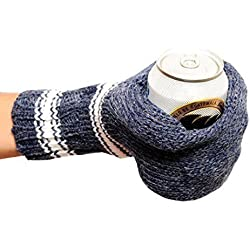 Suzy Kuzy Beer Mitt - Keep Your Hands Warm and Your Beer Cold
