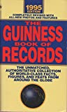 img - for The Guinness Book of Records (1995 Edition) book / textbook / text book