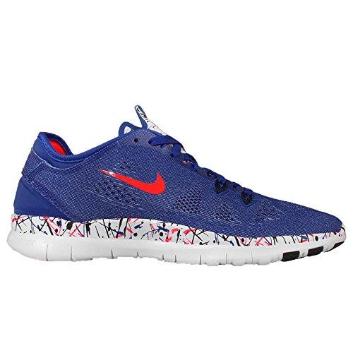 Mujer Nike Free 5.0 Tr Adaptarse Zapatilla De Entrenamiento (impresión) Corredor Azul / Negro / / Carmesí Brillante Blanco 12 Liquidación en línea Buen servicio Suministro de salida Sitios web baratos en línea yhjJICCS