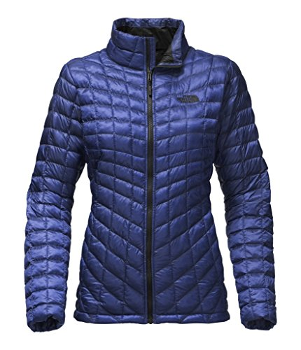 The North Face Women's Thermoball Full Zip Jacket - Brit Blue - M (Past Season)