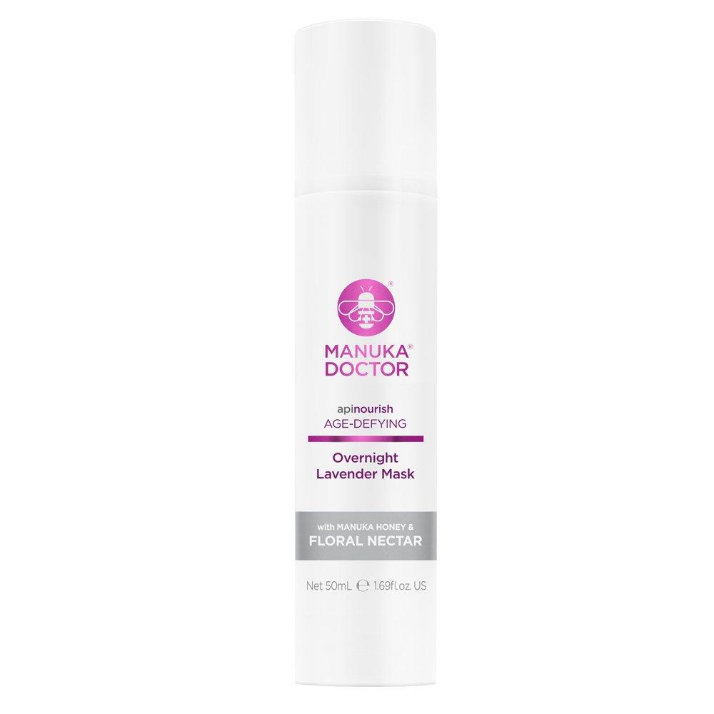 Manuka Doctor ApiNourish Overnight Lavender Mask, 50 ml MD225