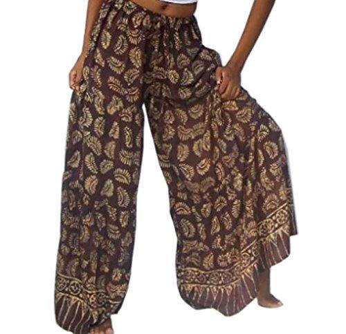 Lotustraders - Pantalón - para mujer marrón