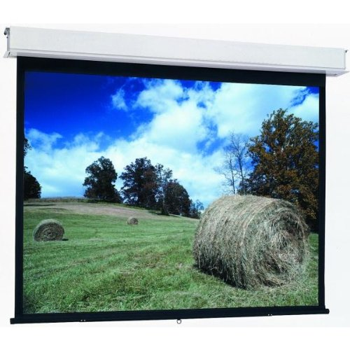 85713 - Da-Lite Advantage Manual With CSR Manual Wall and Ceiling Projection Screen 69 x 92 - Matte White - 120 Diagonal
