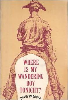 Book Where is My Wandering Boy Tonight?
