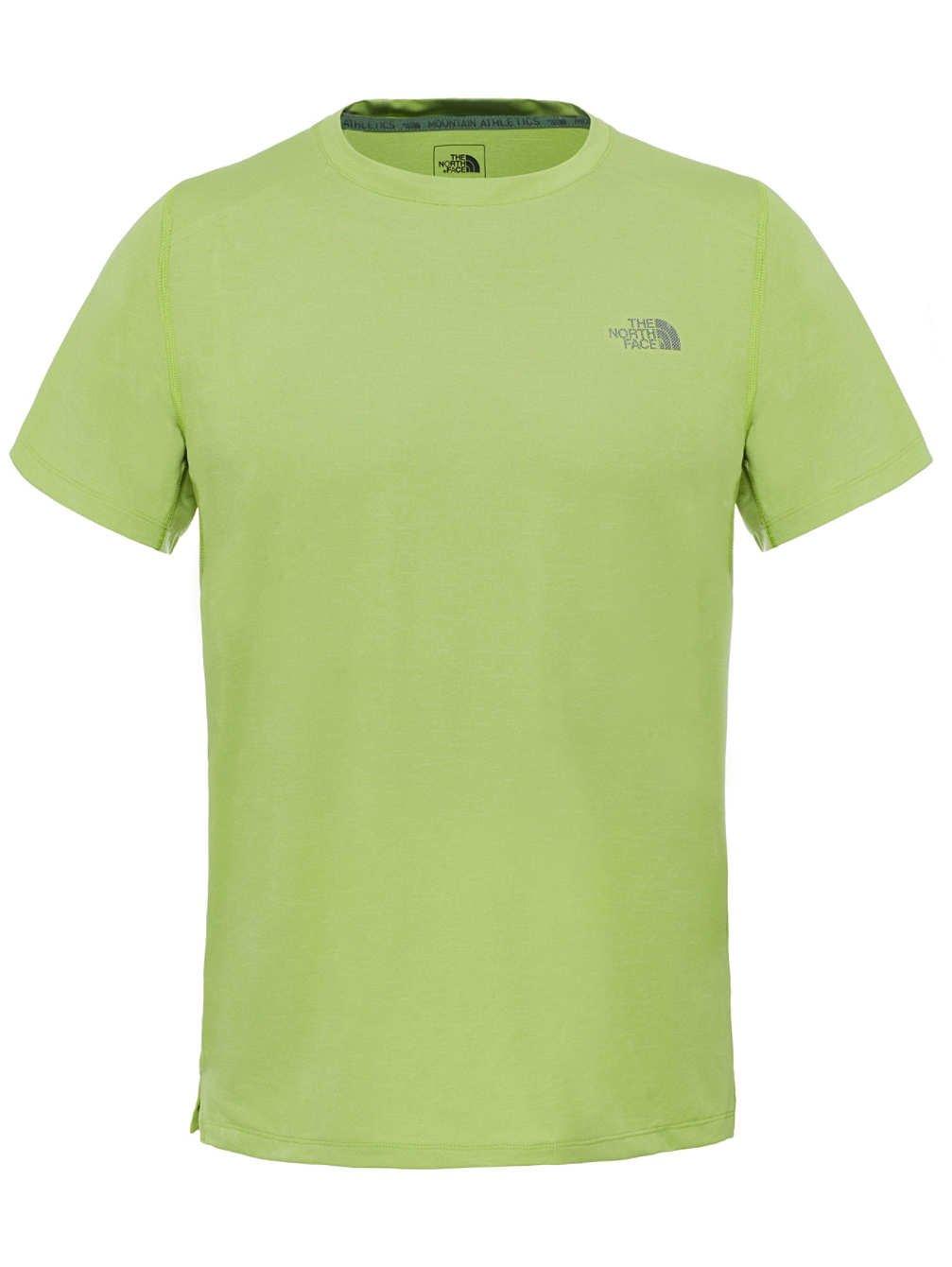 THE NORTH FACE Herren M Kilowatt S/S Crew Kurzärmeliges T-Shirt