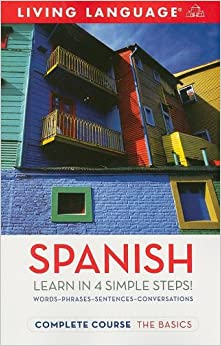 Book Complete Spanish: The Basics (Living Language Complete Courses)