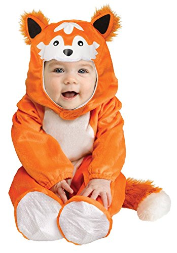 Baby Fox Baby Infant Costume - Infant Large - Boys Fox Costumes