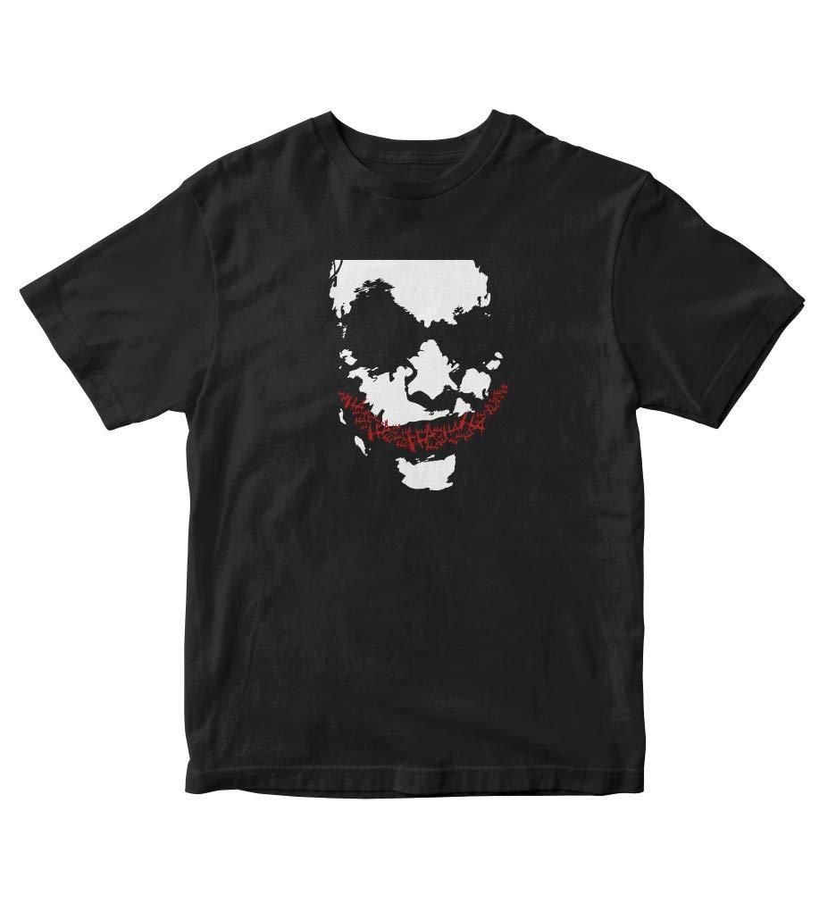 Tjsports Joker Face T Shirt Anime Manga M79
