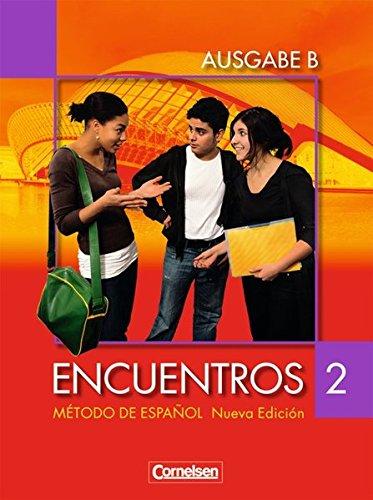 Encuentros: método de español, Teil 2B