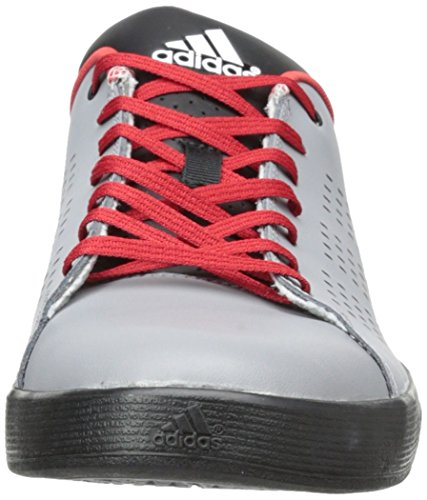 competitive price 5822b 41ea8 ... uk adidas performance mens d rose lakeshore basketball shoe light onix  light scarlet black comfortable 02f39