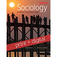 Sociology: A Brief Introduction with Connect with SmartBook COMBO