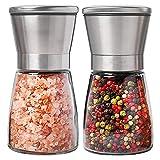 Salt and Pepper Grinder Set 2 Pack