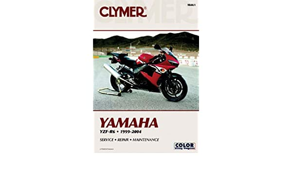 Clymer Repair Manual For Yamaha Yzf