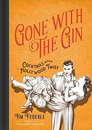 book cover of Gone with the Gin
